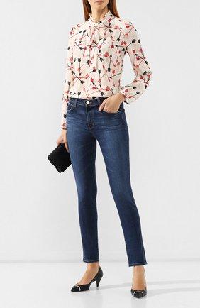 Женские джинсы J BRAND синего цвета, арт. JB002268 | Фото 2