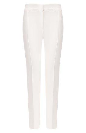 Женские шерстяные брюки TOM FORD белого цвета, арт. PAW273-FAX431 | Фото 1
