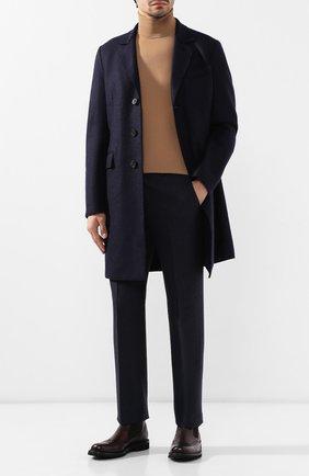 Мужские кожаные челси BARRETT бордового цвета, арт. 162U017.5/C0RSAR0   Фото 2