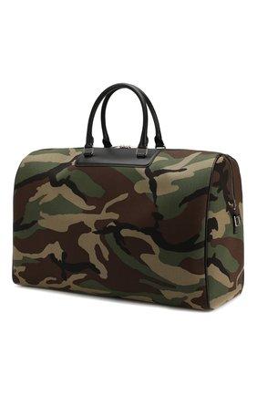 Текстильная дорожная сумка | Фото №3