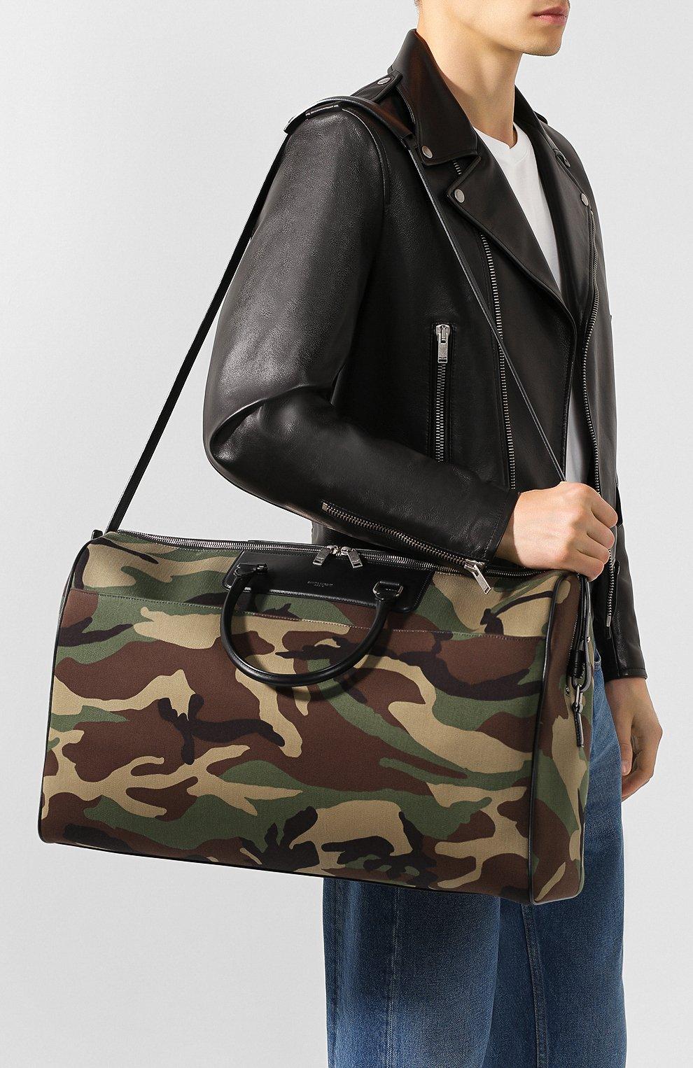 Текстильная дорожная сумка | Фото №5