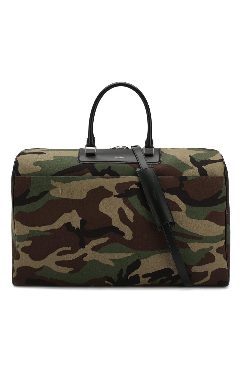 Текстильная дорожная сумка | Фото №6