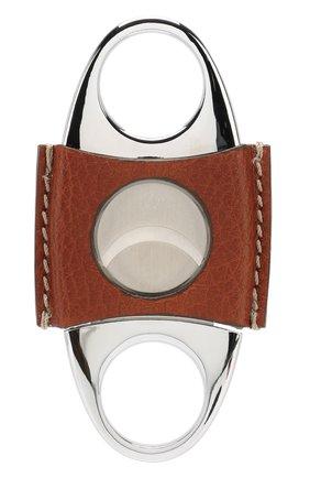 Мужской гильотина для сигар BRUNELLO CUCINELLI коричневого цвета, арт. MWZIU160 | Фото 1