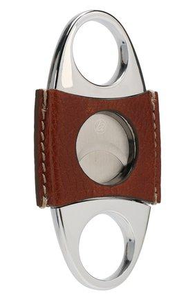Мужской гильотина для сигар BRUNELLO CUCINELLI коричневого цвета, арт. MWZIU160 | Фото 2