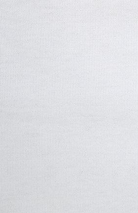 Детский шерстяной шарф-снуд CATYA белого цвета, арт. 923741/1 | Фото 2