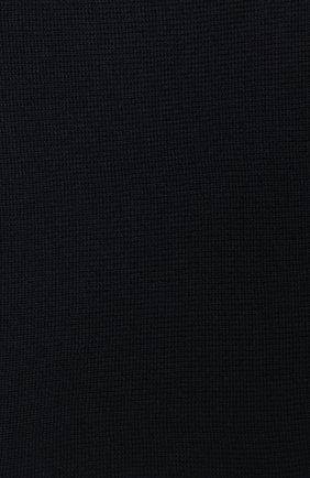 Детский шерстяной шарф-снуд CATYA темно-синего цвета, арт. 923741/1 | Фото 2