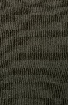 Шерстяной шарф-снуд | Фото №2