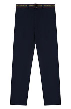 Хлопковые брюки | Фото №1