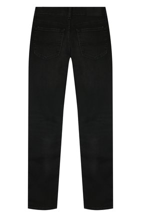 Детские джинсы POLO RALPH LAUREN черного цвета, арт. 323701279 | Фото 2