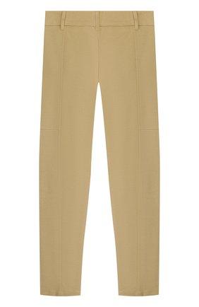 Детского брюки POLO RALPH LAUREN бежевого цвета, арт. 313750857 | Фото 2