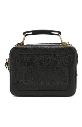 Женская сумка the box MARC JACOBS (THE) черного цвета, арт. M0014840 | Фото 1