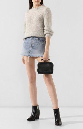 Женская сумка the box MARC JACOBS (THE) черного цвета, арт. M0014840 | Фото 2