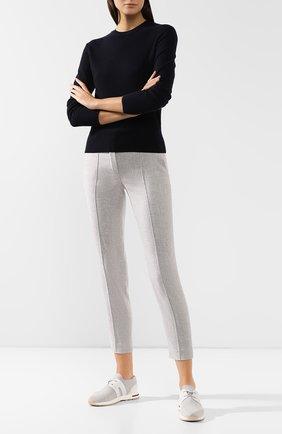 Женские текстильные кроссовки 360 lp walk LORO PIANA серого цвета, арт. FAI7759 | Фото 2