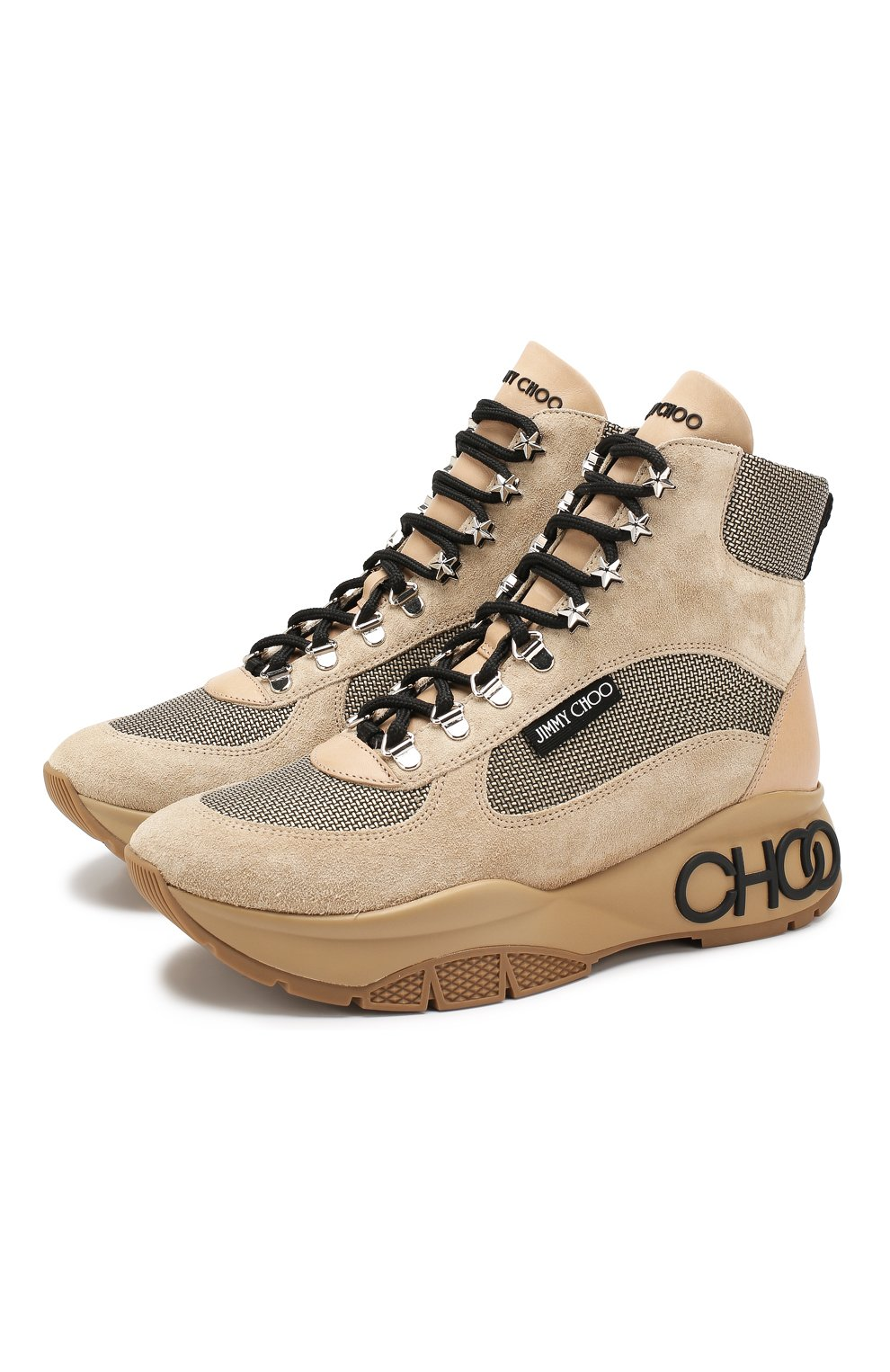 Замшевые кроссовки Inca | Фото №1