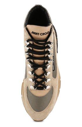 Замшевые кроссовки Inca | Фото №5