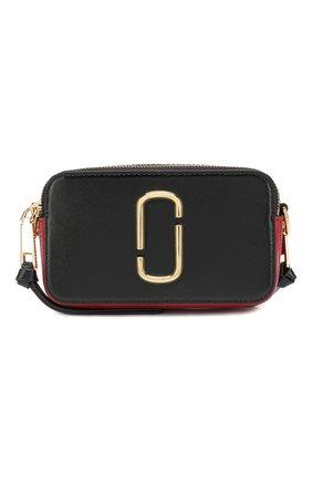 Женская сумка snapshot MARC JACOBS (THE) черного цвета, арт. M0012007-011 | Фото 1