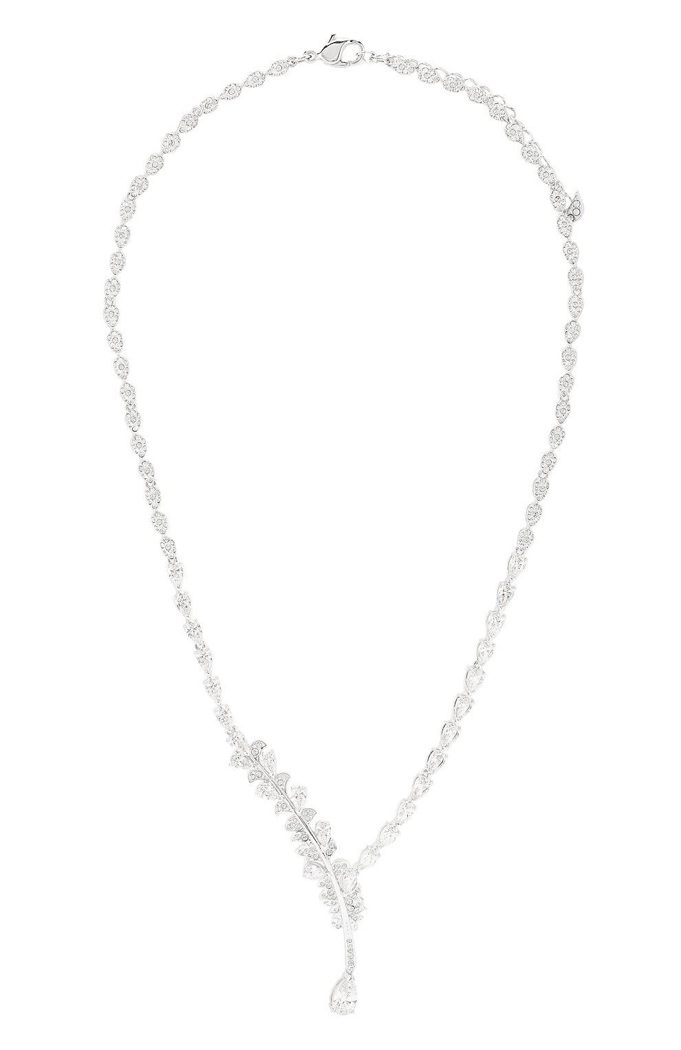 Женский комплект nice SWAROVSKI серебряного цвета, арт. 5506752 | Фото 3