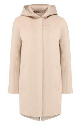 Женское шерстяное пальто COLOMBO бордового цвета, арт. GC00324/-/61075-U | Фото 1