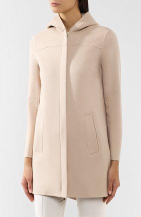 Женское шерстяное пальто COLOMBO бордового цвета, арт. GC00324/-/61075-U | Фото 3