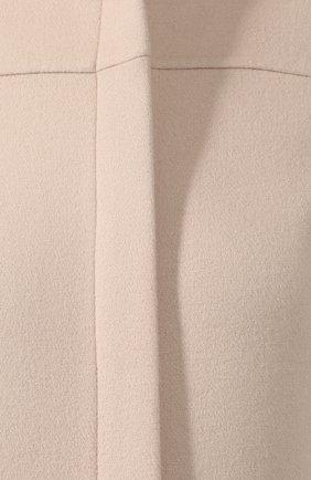 Женское шерстяное пальто COLOMBO бордового цвета, арт. GC00324/-/61075-U | Фото 5