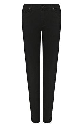 Женские джинсы AG черного цвета, арт. SPB1434/SBA | Фото 1