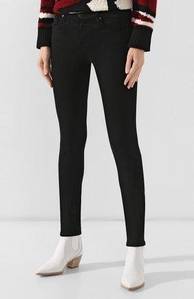 Женские джинсы AG черного цвета, арт. SPB1434/SBA | Фото 3