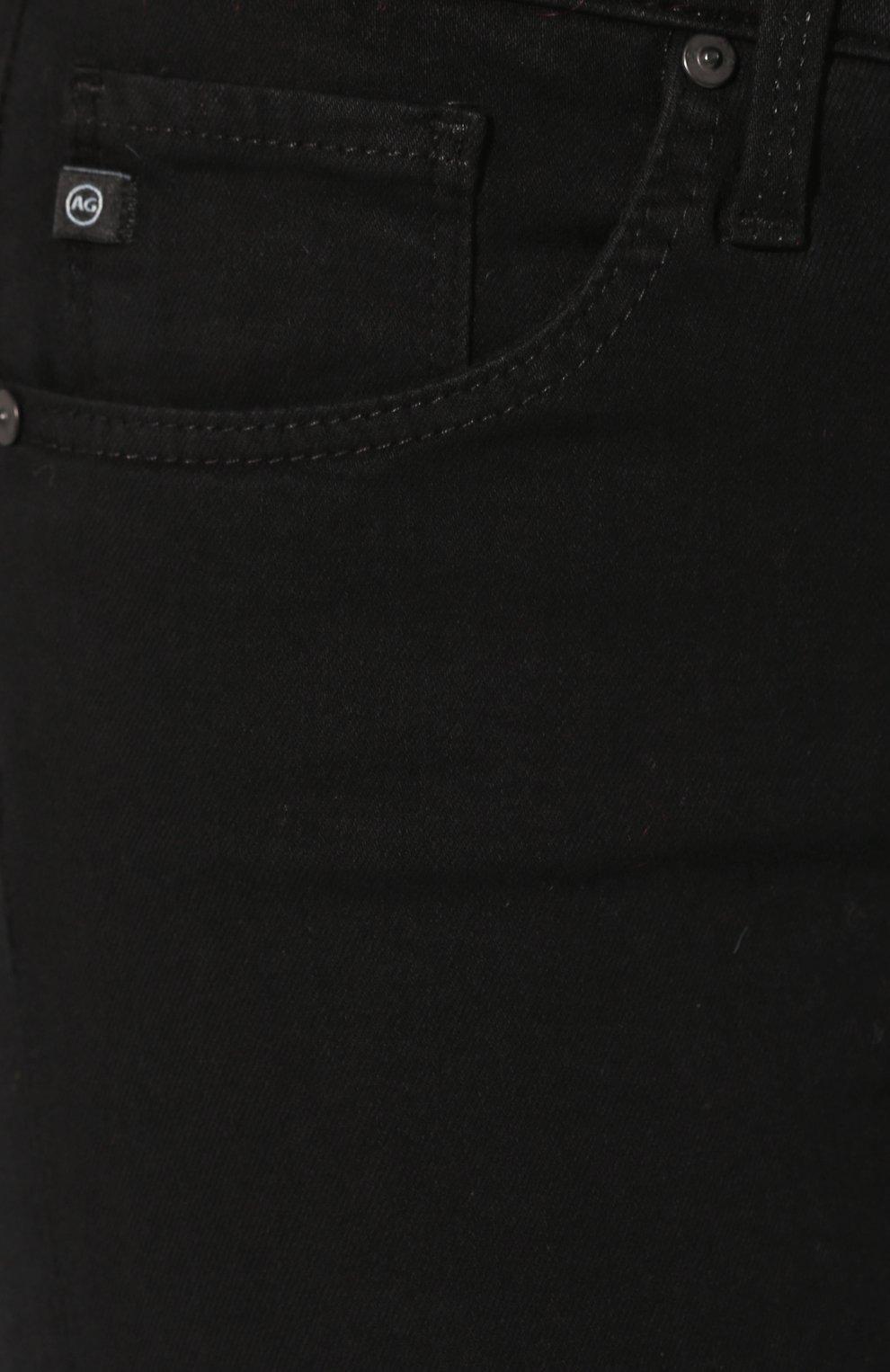 Женские джинсы AG черного цвета, арт. SPB1434/SBA | Фото 5