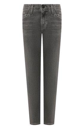 Женские джинсы AG серого цвета, арт. LBK1575/BEBR | Фото 1