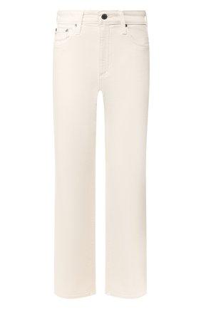 Женские джинсы AG белого цвета, арт. DSD1899/IDU | Фото 1