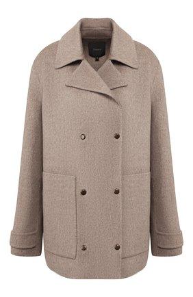 Пальто из смеси шерсти и кашемира   Фото №1