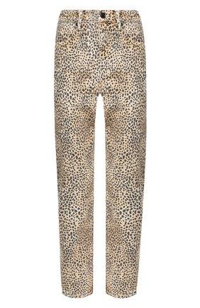 Женские джинсы с принтом DENIM X ALEXANDER WANG разноцветного цвета, арт. 4DC2194534 | Фото 1