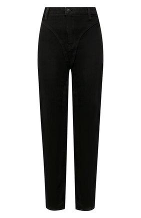 Женские джинсы DENIM X ALEXANDER WANG черного цвета, арт. 4DC2194500 | Фото 1