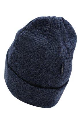 Детского шерстяная шапка IL TRENINO синего цвета, арт. 18 7319/LR | Фото 2