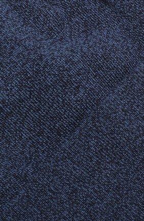 Детского шерстяная шапка IL TRENINO синего цвета, арт. 18 7319/LR   Фото 3