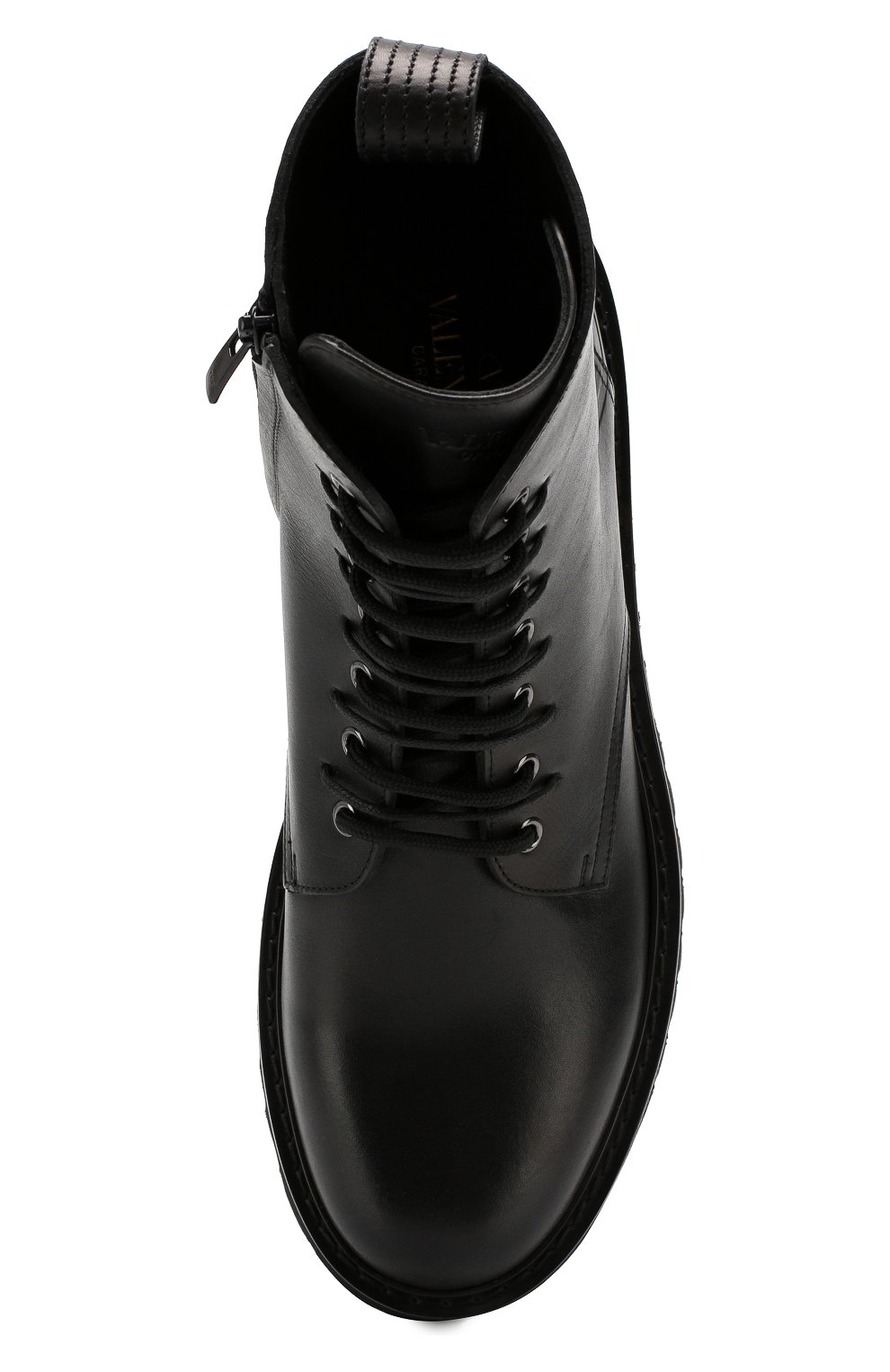 Мужские кожаные ботинки valentino garavani VALENTINO черного цвета, арт. SY2S0C03/JZI | Фото 5