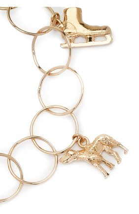 Женский браслет MARNI золотого цвета, арт. BRMV0068N0/M2000   Фото 2