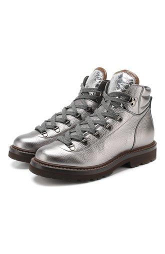 Кожаные ботинки Susanna