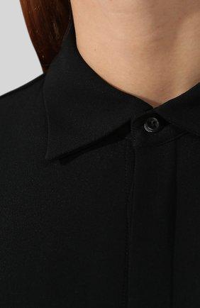 Женский комбинезон DSQUARED2 черного цвета, арт. S75FP0071/S52079 | Фото 5