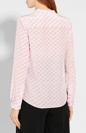 Шелковая блузка   Фото №4