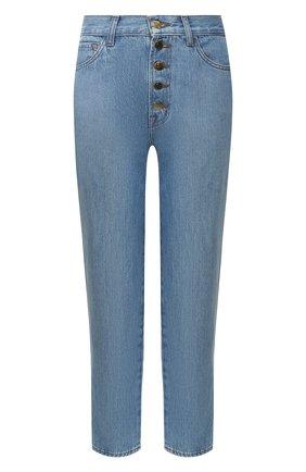 Женские джинсы J BRAND синего цвета, арт. JB001742/A | Фото 1
