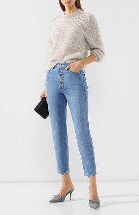 Женские джинсы J BRAND синего цвета, арт. JB001742/A | Фото 2