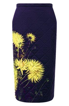 Стеганая юбка | Фото №1