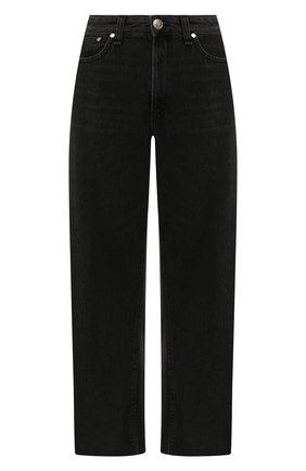 Женские джинсы RAG&BONE серого цвета, арт. W2670I252LUN | Фото 1