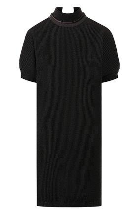Кашемировое платье   Фото №1
