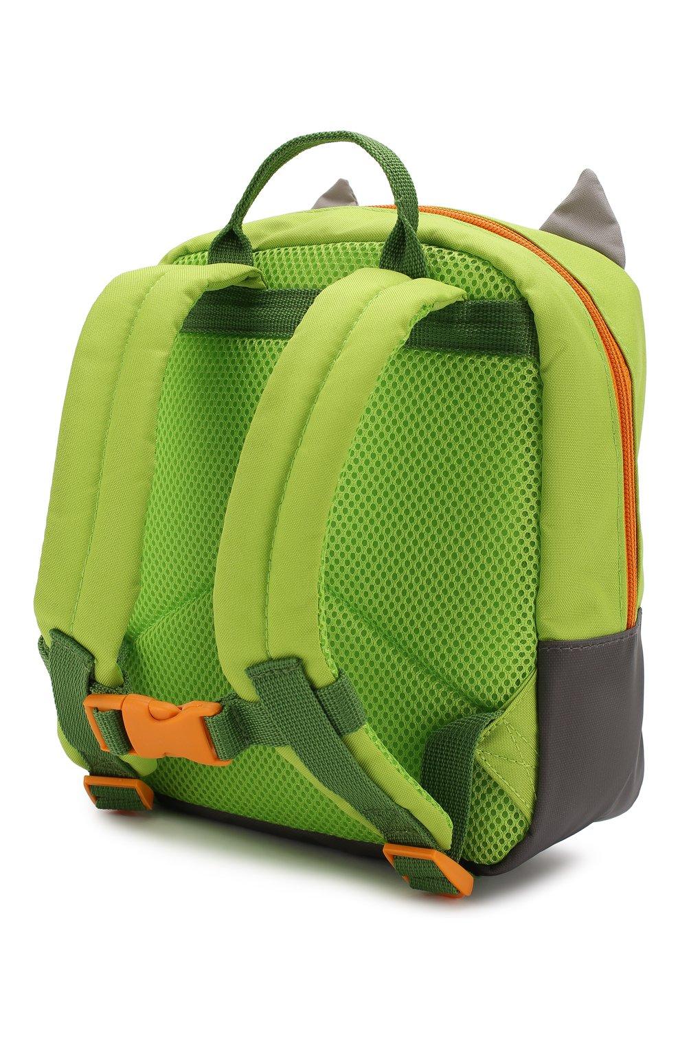 Детская рюкзак енот SIGIKID разноцветного цвета, арт. 24976 | Фото 2