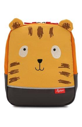 Детская рюкзак тигр SIGIKID разноцветного цвета, арт. 24974 | Фото 1