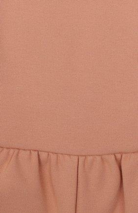 Детский комбинезон CHLOÉ оранжевого цвета, арт. C04149 | Фото 3