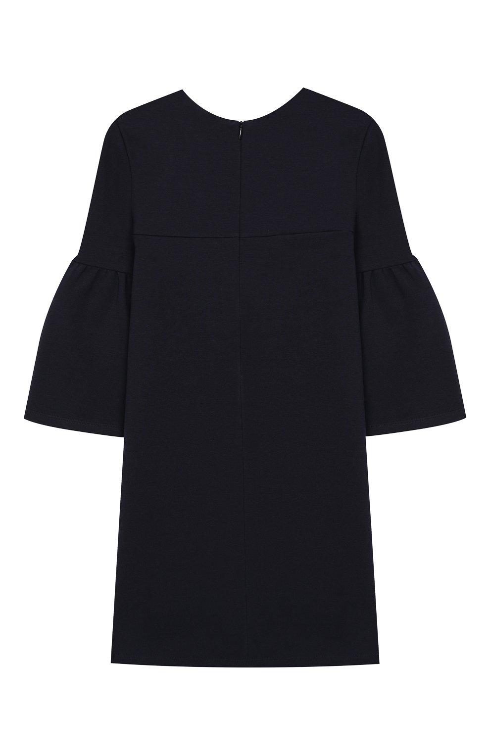 Детское платье CHLOÉ синего цвета, арт. C12745 | Фото 2