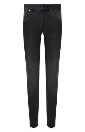 Мужские джинсы Z ZEGNA серого цвета, арт. VT736/ZZ563 | Фото 1