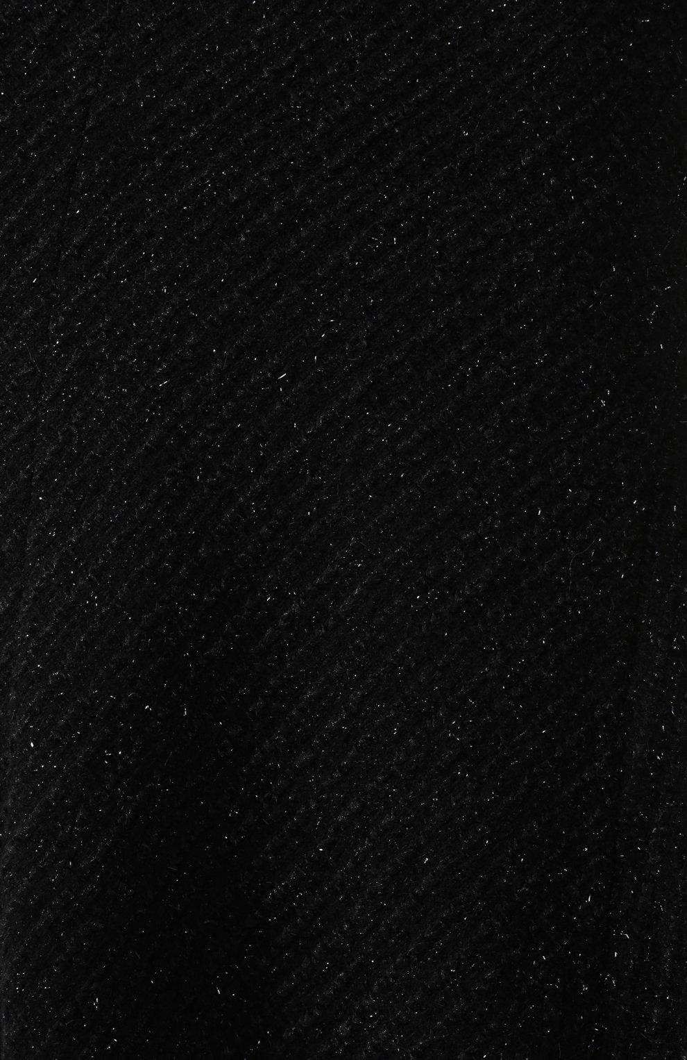 Женская юбка ALEXANDER WANG черного цвета, арт. 1WC2195105 | Фото 5